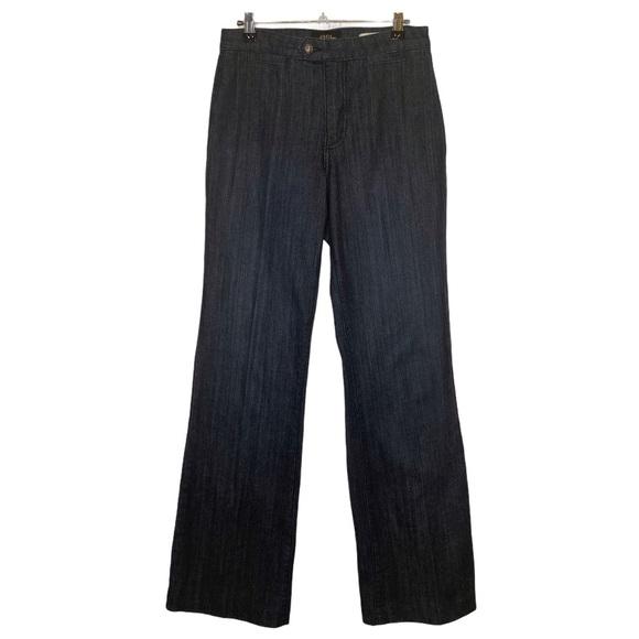 NYDJ Not Your Daughter Jeans Dark Trouser Pant